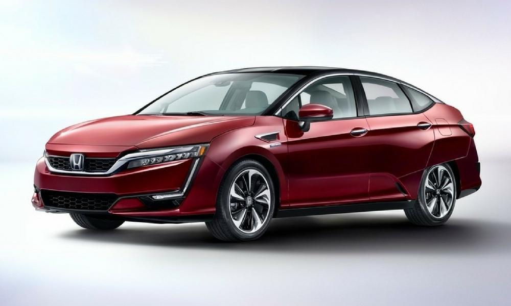 The Honda Clarity EV Has Horrible Range Insider Car News
