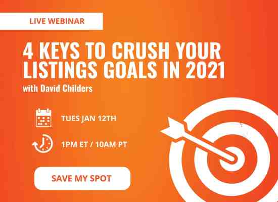 4 Keys to Crush Your Listings Goals in 2021   Keeping Current Matters