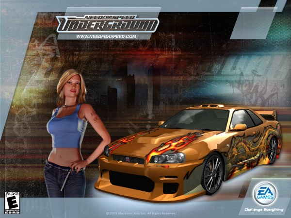 Need for Speed Underground Wallpapers - Download Need for ...