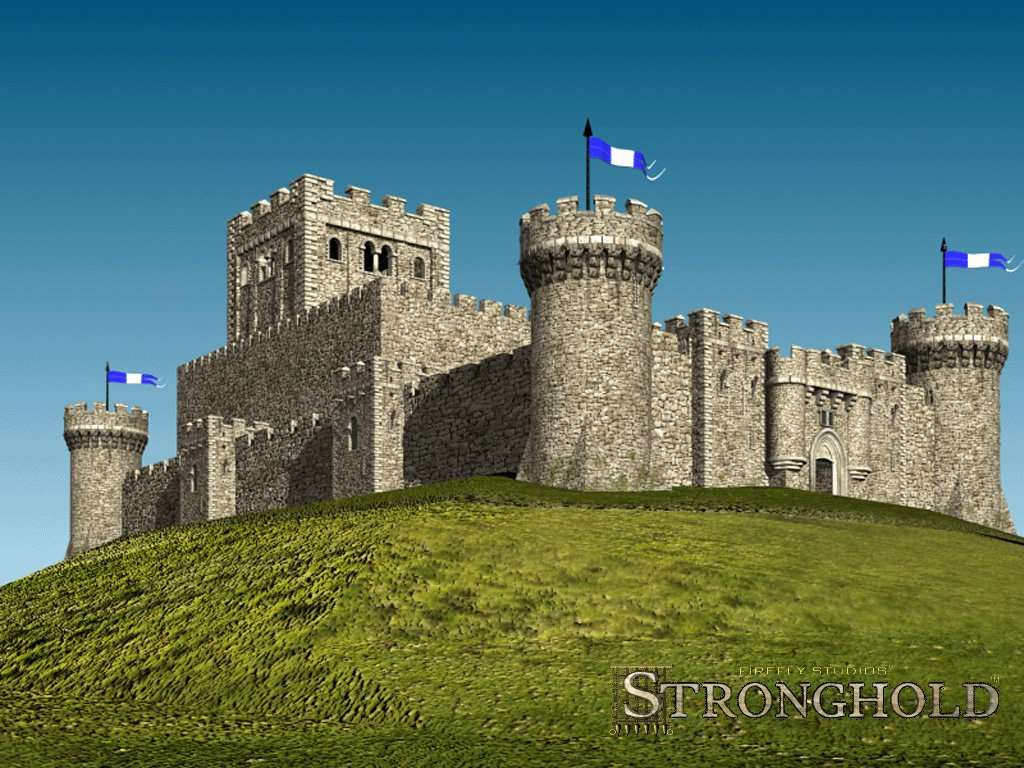 Stronghold Wallpapers  Download Stronghold Wallpapers