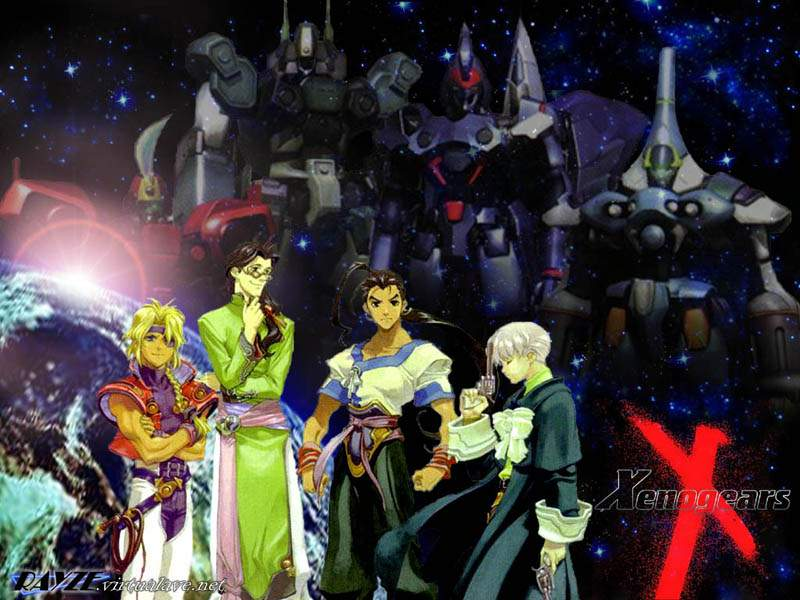 Kingdom Hearts Wallpaper Hd Xenogears Wallpapers Download Xenogears Wallpapers