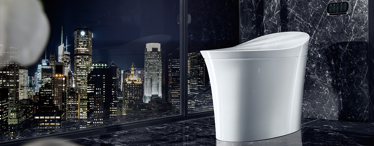 Veil Intelligent Toilet_Intelligent Toilets_ Kohler China