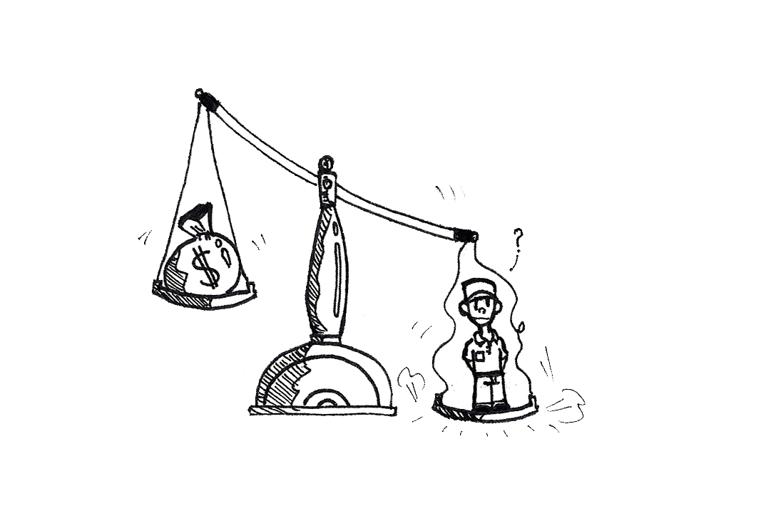 Minimum wage laws unproductive and ineffective, should be