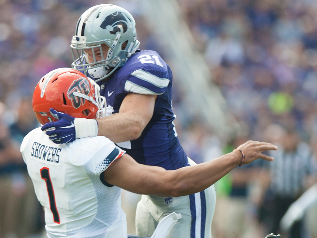 Time of possession key to KState success Snyder talks