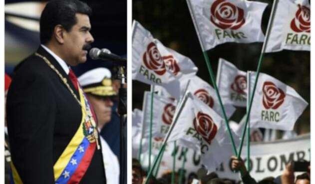 Farc reconoce legítimamente a Nicolás Maduro y su gobierno | La FM