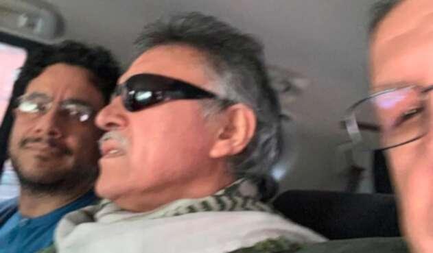 """Audio] Iván Cepeda, por caso Jesús Santrich: """"no voy a hacer rol ..."""