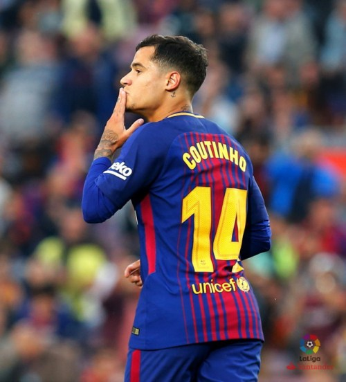 FC Barcelona Tipografía