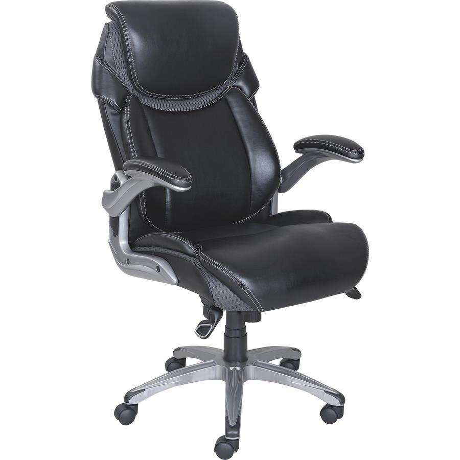office chair johor plastic wood adirondack plans llr47921 lorell wellness by design executive zuma