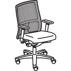 Hon Ignition 2 0 Chair Review Adirondack Rocking Chairs Plans Mid Back Mesh Task Zerbee