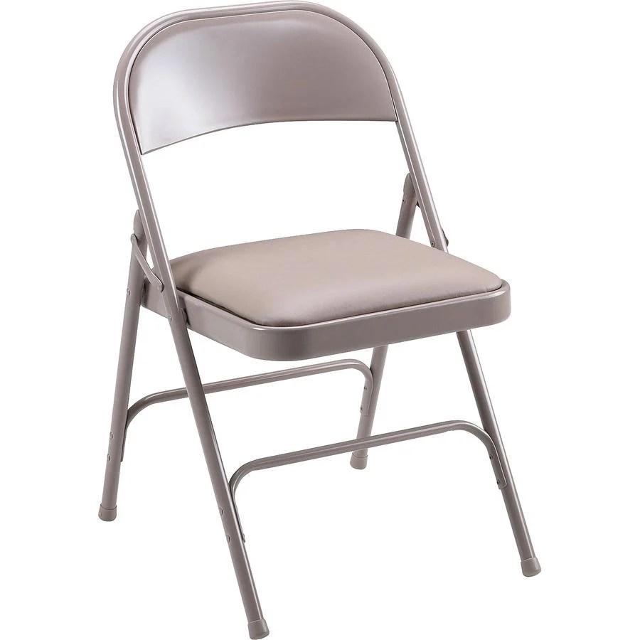 wholesale folding chairs desk chair toilet lorell steel llr62501 in bulk