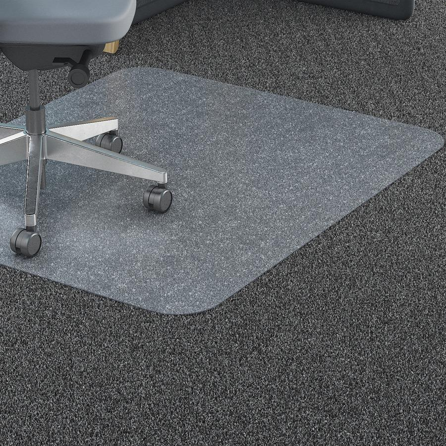 carpet chair mats rail design bulk lorell rectangular straight edge chairmats llr69705