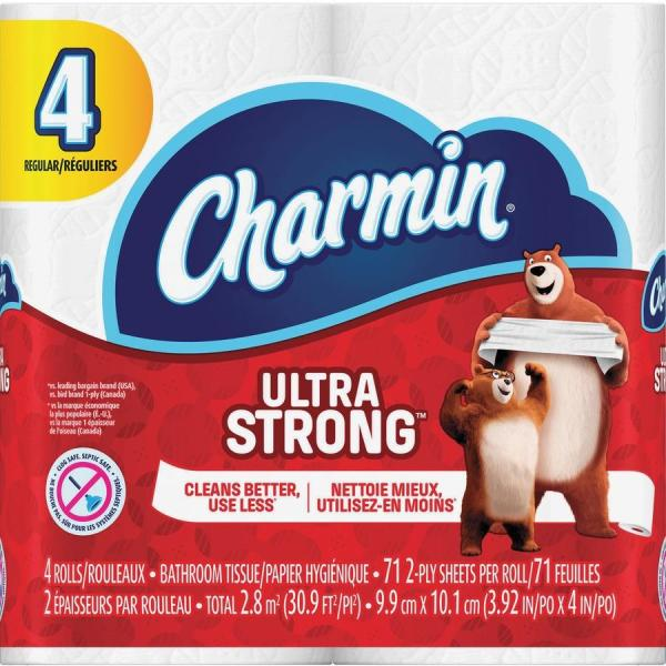 Wholesale Charmin Ultra Strong Bath Tissue PGC99015 in Bulk