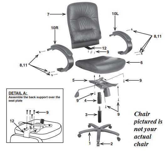office chair customer reviews dutch design uk assembly tierney products