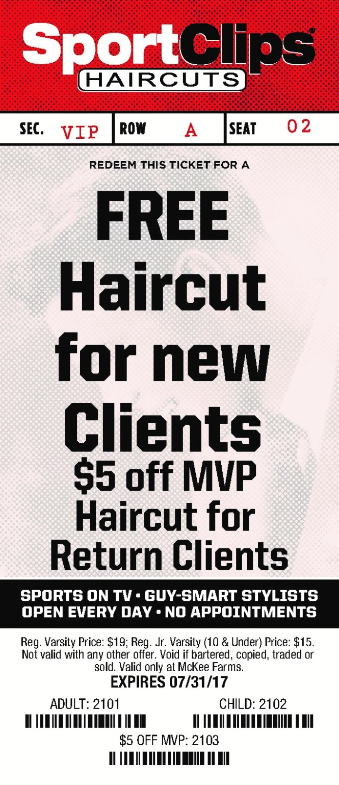 Great Clips Haircut Specials 2017 The Best Haircut Of 2018