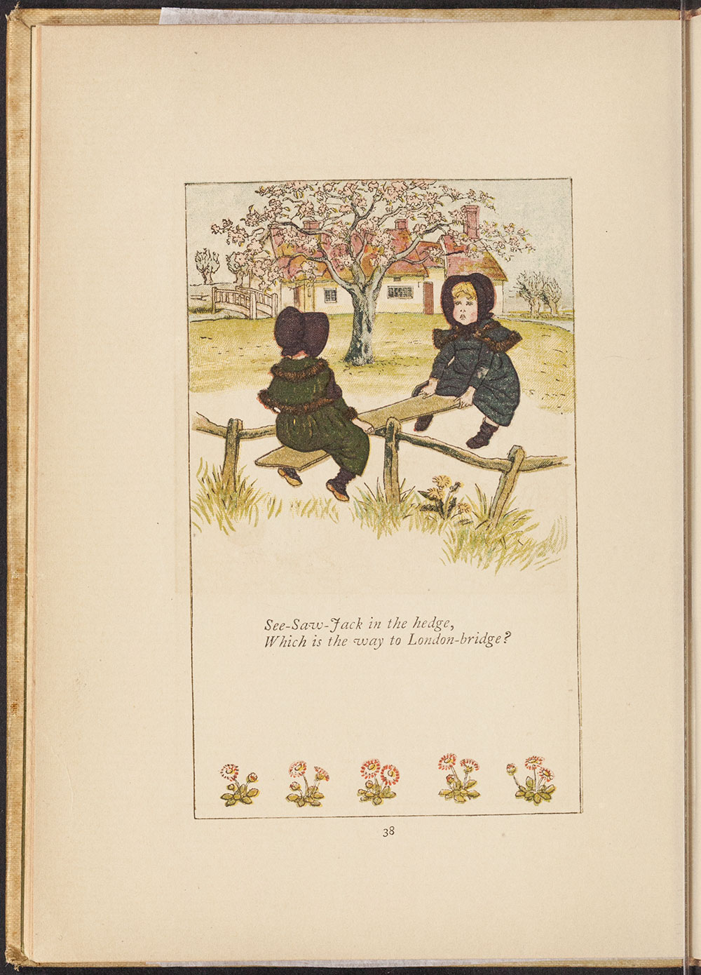 A Word on Childrens Books  Victorian Illustrators from