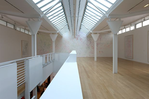 Ten Galleries And Visual Art Institutions In Scotland