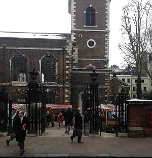 St James Piccadilly Church London W1J  Tickets for