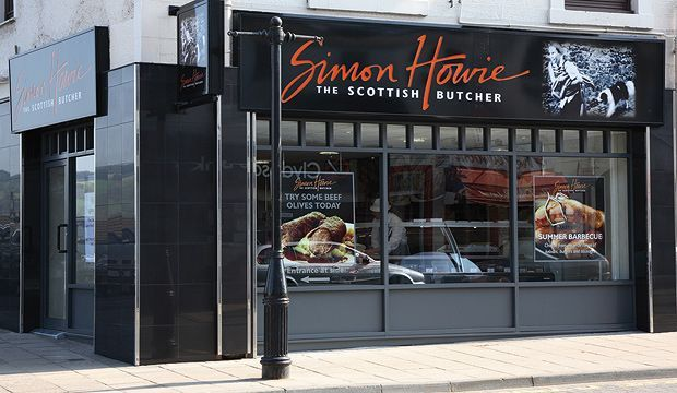Simon Howie Butchers 112 High Street Auchterarder