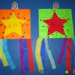 2 In 1 Christmas Lantern And Christmas Card Little Running Teacher