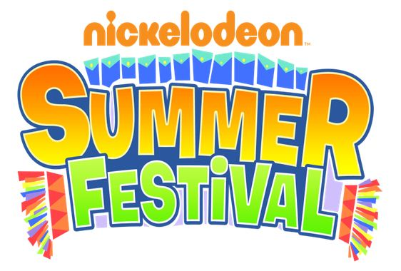 nickelodeon summer festival fun