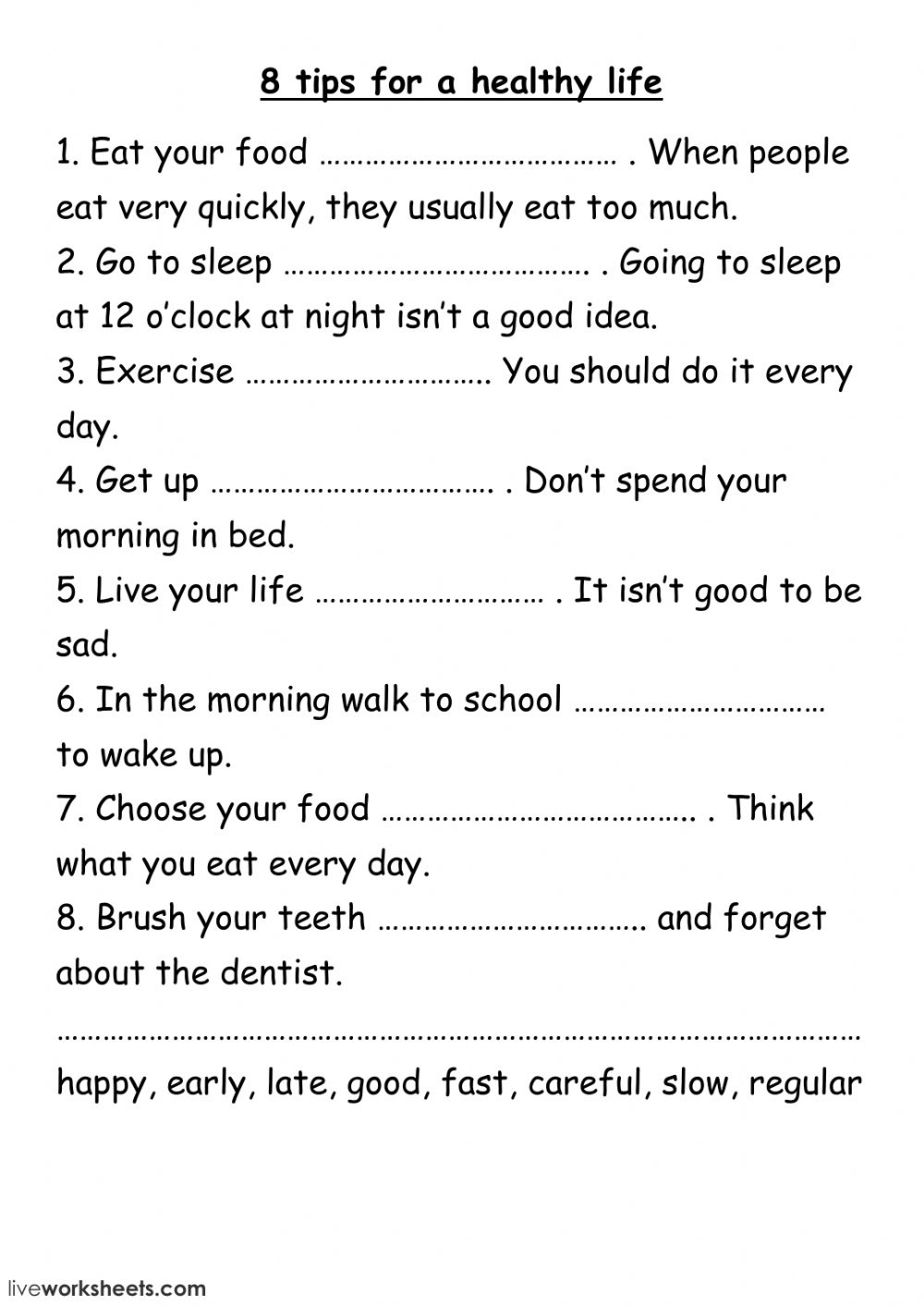 hight resolution of adverbs activity