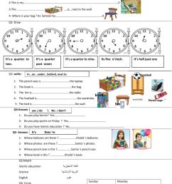 Review - unit 1 and 2 third grade worksheet [ 1291 x 1000 Pixel ]