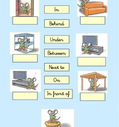 Prepositions of place interactive exercise [ 1413 x 1000 Pixel ]