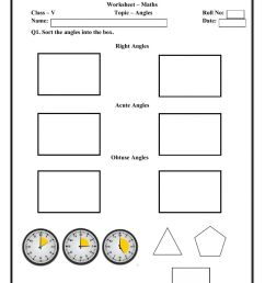 16+ Angles Grade 5 Worksheets Background · Worksheet Free For You [ 1291 x 1000 Pixel ]