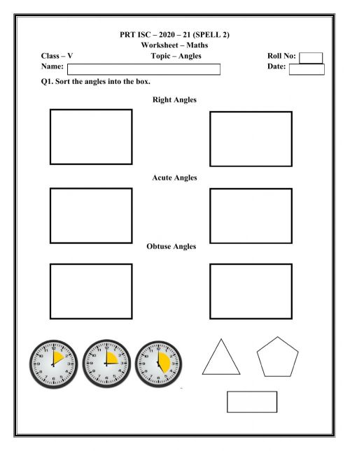 small resolution of 16+ Angles Grade 5 Worksheets Background · Worksheet Free For You