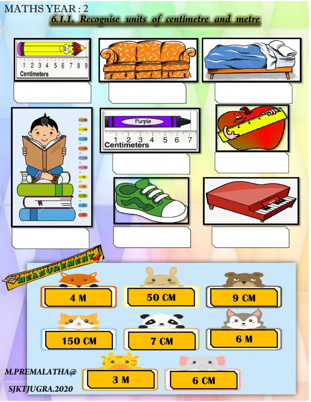 hight resolution of Measurement activity for year 2