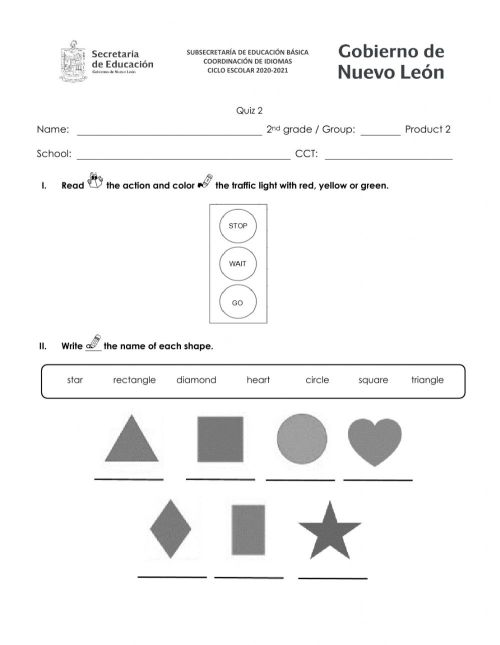 small resolution of 2nd Grade Product 2 worksheet