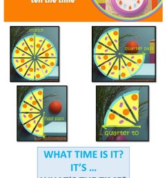 The time interactive activity for Grade 2 to 7 [ 1413 x 1000 Pixel ]