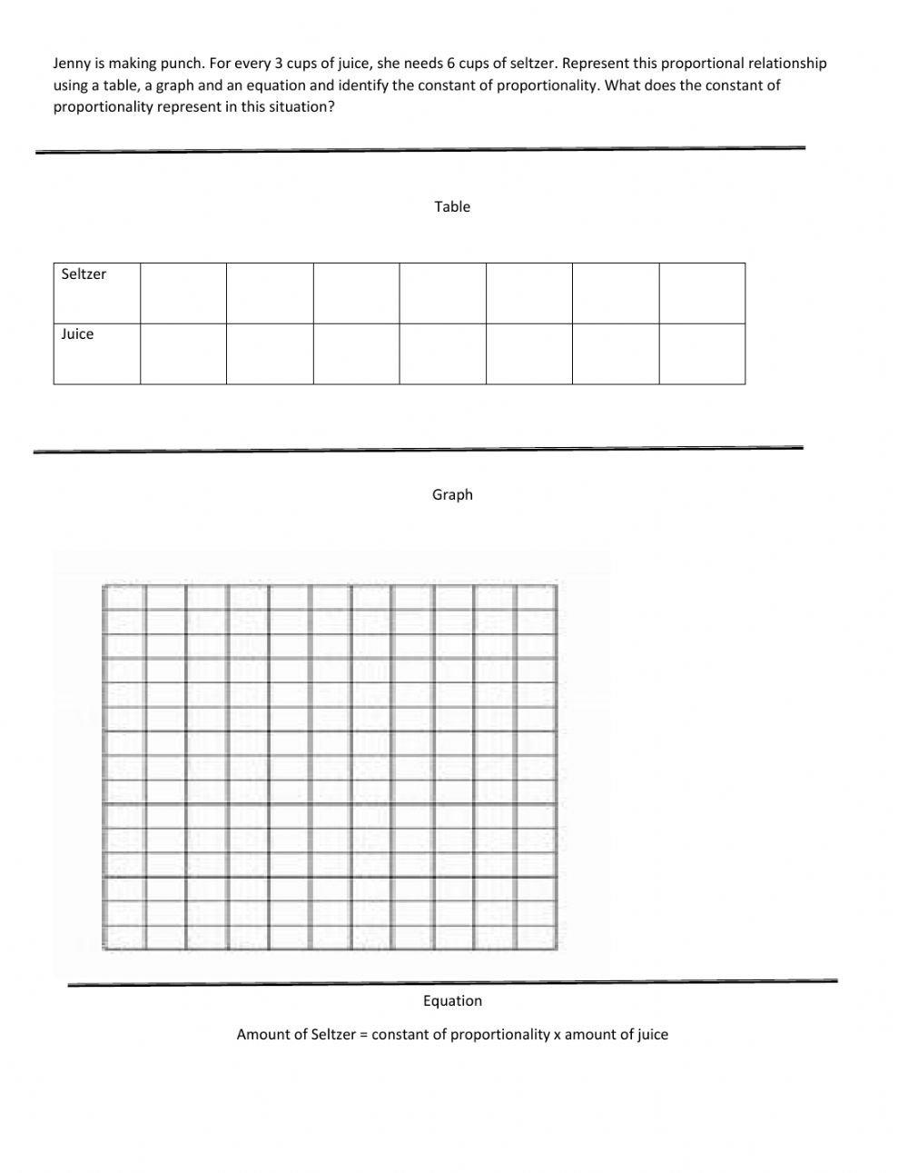 hight resolution of Word Problems Unit Rate worksheet
