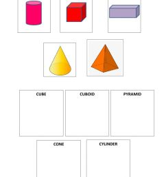 Shapes online exercise for GRADE 2 [ 1413 x 1000 Pixel ]