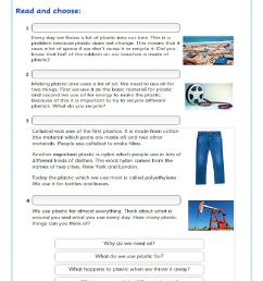 Reading Comprehension online exercise for Grade 5 [ 1413 x 1000 Pixel ]