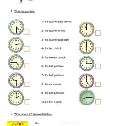 The time worksheet for 4th grade [ 1413 x 1000 Pixel ]