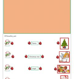 Extra 2nd - Christmas worksheet [ 1413 x 1000 Pixel ]