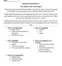 Reading comprehension - Follow directions worksheet [ 1291 x 1000 Pixel ]