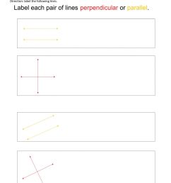 Parallel and Perpendicular lines worksheet [ 1291 x 1000 Pixel ]