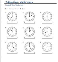 Time to hour worksheet [ 1291 x 1000 Pixel ]