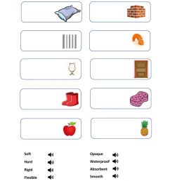 Properties of materials interactive worksheet [ 1413 x 1000 Pixel ]
