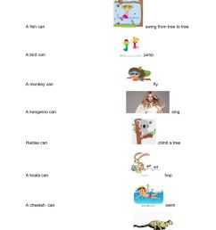 Action verbs online exercise for grade 1 [ 1413 x 1000 Pixel ]