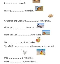 HAVE GOT and APOSTROPHES worksheet [ 1413 x 1000 Pixel ]