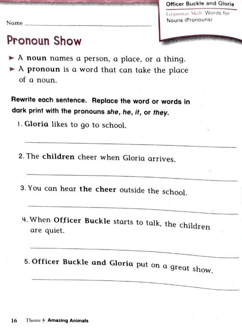 small resolution of Language worksheet for 2nd grade