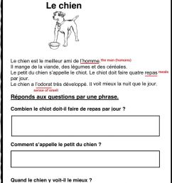Get French Reading Practice For Grade 1 PNG · Worksheet Free For You [ 1413 x 1000 Pixel ]