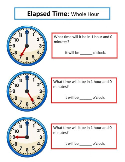 small resolution of Telling Time zsciencez worksheet