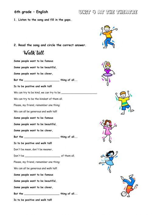 small resolution of Comparative and superlative adjectives interactive exercise for Grade 6