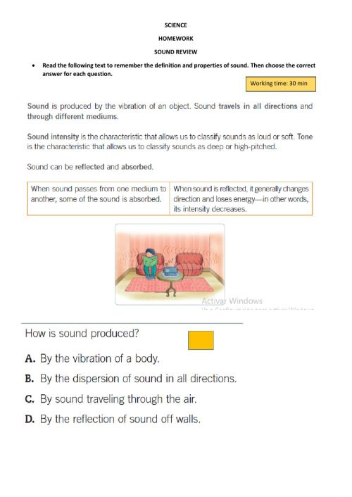small resolution of Sound Review worksheet
