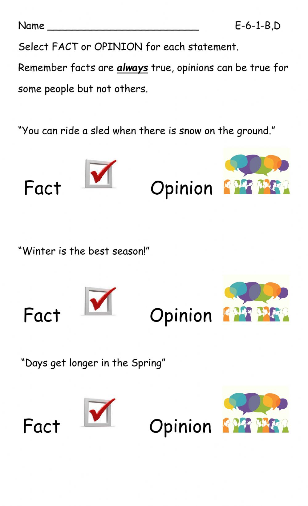 hight resolution of Fact-opinion worksheet