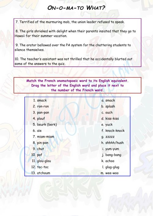small resolution of On-O-Ma-To What?!? worksheet
